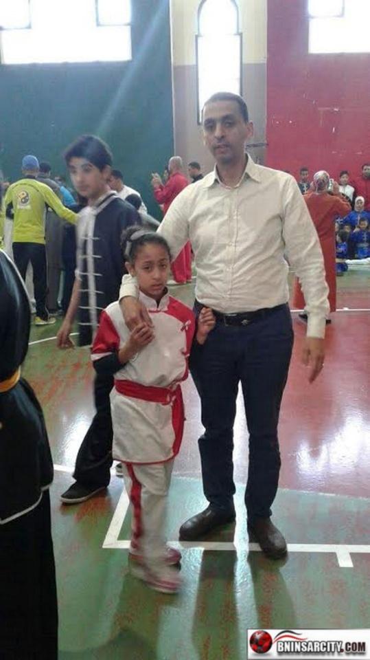 جمعية مريم للرياضات ببني انصار في مشاركة متميزة بالرباط