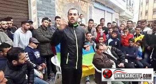 الناشط البارز في حراك الريف ناصر الزفزافي: لم نتوصل بأي قرار منع و ماضون في التهييئ للمسيرة الكبرى