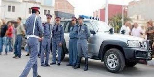 عاجل: فرقة من الدرك الملكي تابعة للقيادة الجهوية لفاس تحل بجماعة اعزانن