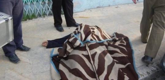 انتحار أب بواسطة حزام  بجماعة بني شيكر باقليم الناظور