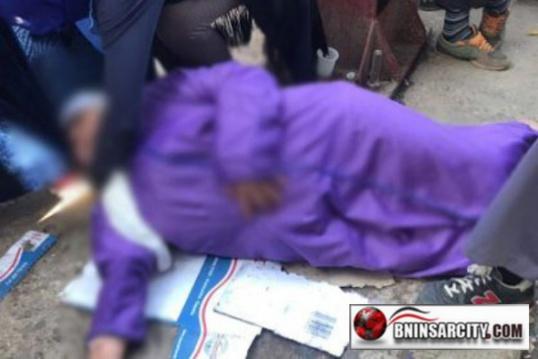 """عاجل: وفاة سيدة دهسا بمعبر """"باريوتشينو""""  بمليلية المحتلة"""