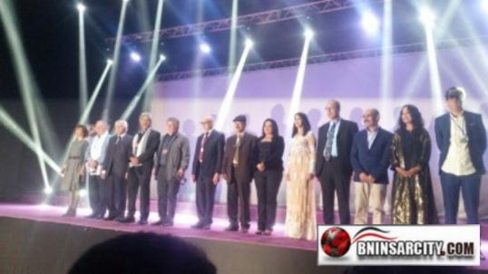 حضور قياسي تتقدمهم سفيرة الهند بالمغرب في حفل افتتاح الدورة السادسة لمهرجان السينما الذاكرة المشتركة
