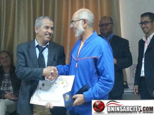 جمعية شباب بني انصار للرياضة والتنمية تخلد الذكرى 42 للمسيرة الخضراء