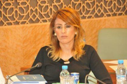 """البرلمانية """"ليلى أحكيم"""" تشخص الوضع المزري لدار العجزة بالناظور.. والوزيرة """"الحقاوي"""" تعد بدعمها"""