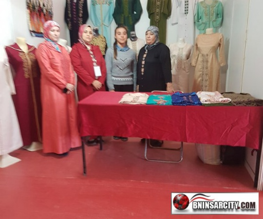 افتتاح المعرض الجهوي الثاني للصناعة التقليدية بالناظور