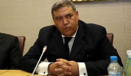 """وزير الداخلية  """"عبد الوافي لفتيت"""" يوجه تعليمات مشددة عبر """"الفيديو"""" الى عامل الناظور"""