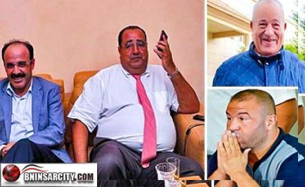 إلياس العماري و سليمان حوليش دعمو محمد ابرشان في انتخابات الناظور