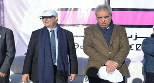 حزب الاستقلال يطالب بطرد الخونة