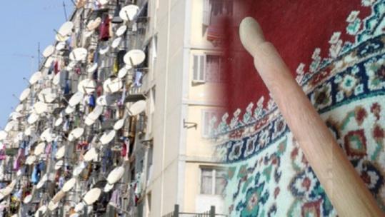 ساكنة مدينة بني انصار: ممنوع  عليها رسمياً تركيب 'البارابول' و نفض الزرابي والأفرشة بواجهة منازلهم