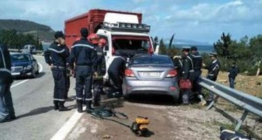 حادثة خطيرة تؤدي بحياة 4 أشخاص من أسرة واحدة
