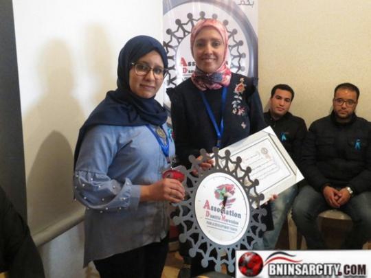 جمعية الصداقة المغربية للتنمية البشرية تعرض حصيلتها في افتتاح مقرها الجديد