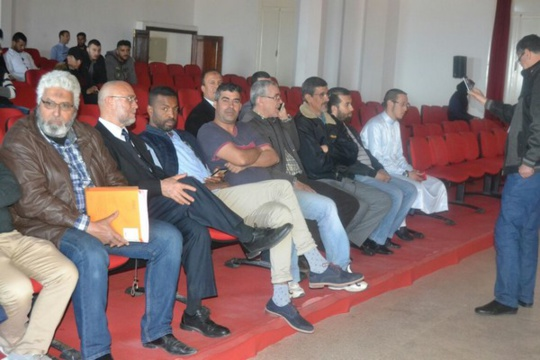 جمعية حق اليتم والضعيف تنظم محاضرة حول اليتيم