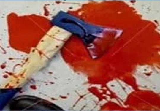 """جريمة قتل بملحقة فرخانة ببني انصار بواسطة """"شاقور"""" على مستوى الرأس"""