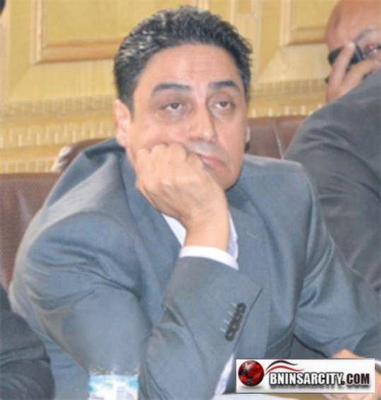 عمدة مدينة وجدة والبرلماني الاستقلالي عن دائرة وجدة انكاد عمر حجيرة تلقى تهديدا صريحا بالقتل وقطع رأسه