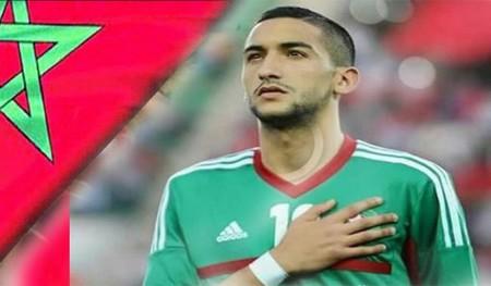 حكيم زياش الدولي المغربي تعرض للشتم و الضرب من طرف جماهير فريقه أياكس أمستردام/ فيديو