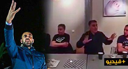 ناصر الزفزافي  يشبه بالنبي عيسى عليه السلام/ فيديو