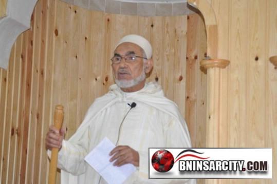 عاجل...صلاة عيد الفطر بمدينة بني انصار ستقام بالمساجد بدل المصلى