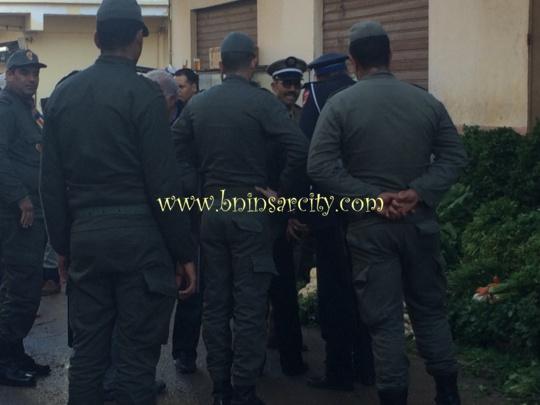 السلطات المحلية ببني انصار ستشن حملة واسعة لتحرير الملك العمومي مباشرة بعد عيد الفطر