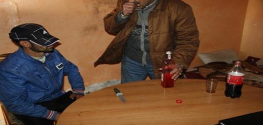 جريمة قتل بشعة ضواحي منطقة بوعرك بالناظور