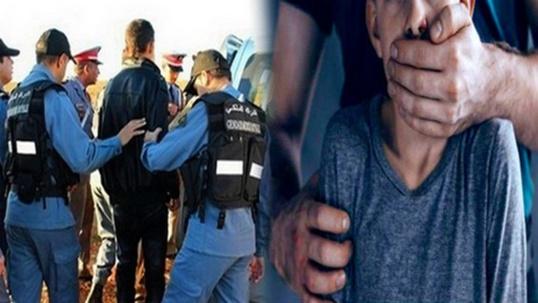 جريمة شنعاء: اغتصاب ستيني مقيم بالخارج لطفل قاصر