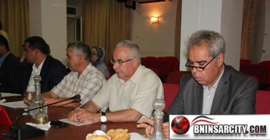 عامل الناظور يترأس أعمال الدورة العادية للمجلس الإقليمي