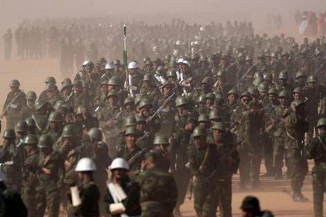 طبول الحرب تقرع مجددا بالصحراء المغربية بعد خطوة استفزازية من البوليساريو