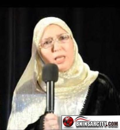 بالشفاء العاجل للصحفية المتألقة أمينة شوعة