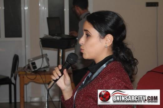 أمسية تعريفية حول منظمة إناكتس العالمية غير الحكومية المكونة من طلبة جامعة محمد الأول للناظور
