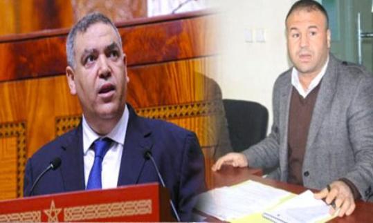 مفتشي وزارة الداخلية تحل ببلدية الناظورللتدقيق في ملفات قسم التعمير و الجبايات