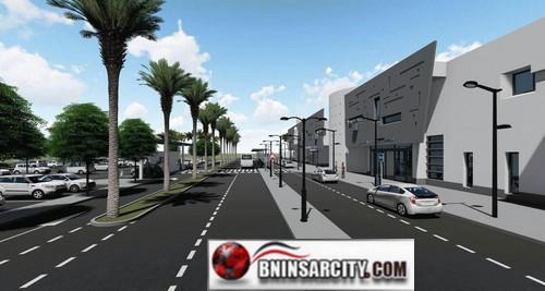 بناء المحطة الطرقية الجديدة لإقليم الناظور/ فيديو