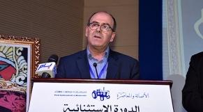 """حكيم بنشماش هل سيفلت من """"محاولة الانقلاب"""" في حزب الأصالة والمعاصرة"""