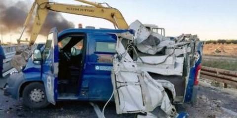 عصابة إيطالية ملثمة وبأسلحة رشاشة تستولى على شاحنة محصنة لنقل الأموال