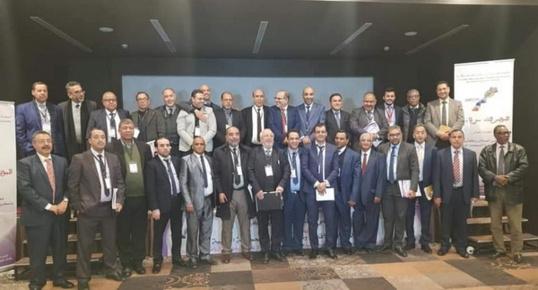 سعيد الرحموني رئيس المجلس الإقليمي للناظور ينتخب نائبا لرئيس الجمعية المغربية لرؤساء مجالس العمالات والأقاليم