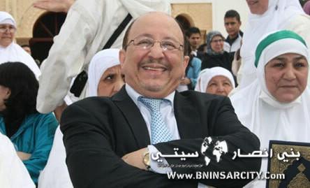 مليلية المحتلة; حفل تكريم بهيج على شرف عمر دودوح