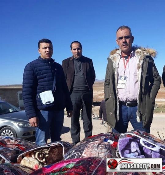 """قافلة سيدي موسى  """"غاسي"""" ببني انصار  تحط الرحال بدواوير تحمضيت بإقليم افران"""