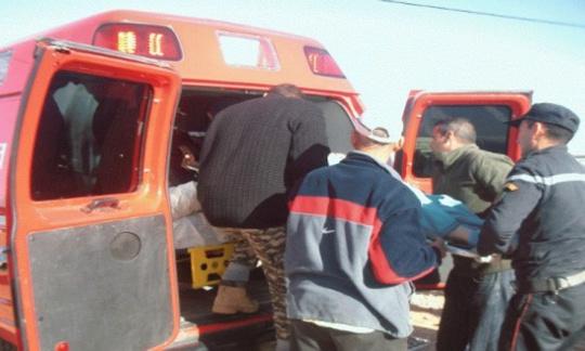 """محاولة انتحار شابة بحي """"اولاد بوطيب"""" بمدينة الناظور من فوق سطح أحد المنازل"""