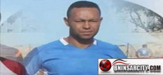 """تعزية في وفاة الأخ خالد المسعودي الملقب بـ""""بيلي"""" بحي  أولاد بويفقوسن """"ازريجان"""" ببني انصار"""