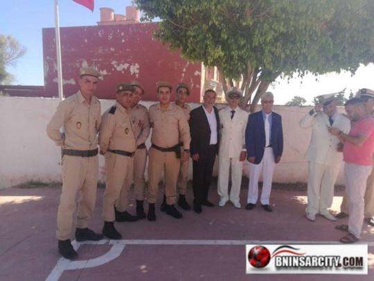 هنيئا لمخازنية بني انصار: وزارة الداخلية ترفع رواتبهم  ل5000 درهم كأدني أجر