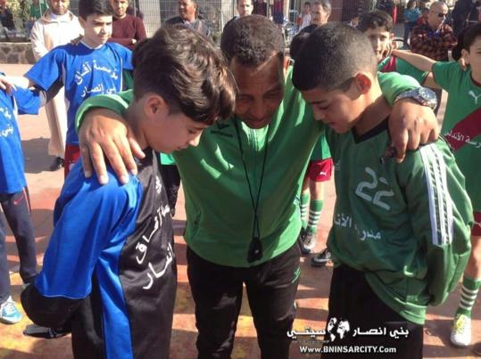 جمعية الأهرام للرياضة ببني انصار تنظم دوري المرحوم منير دقاقي لكرة القدم
