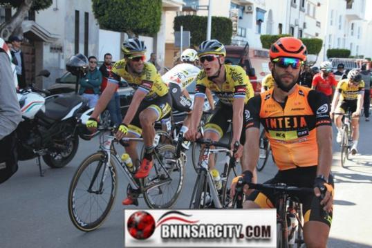 مدينة الناظورتستقبل درّاجي سباق طواف المغرب