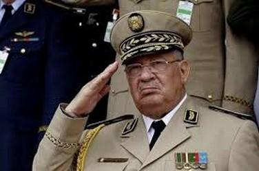 قائد الجيش الجزائري يتهم المغرب ضمنيا بدعم المتظاهرين ومحاولة زعزعة استقرار البلاد