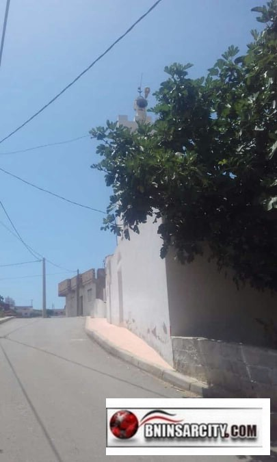 """طلب دعم لإصلاح وترميم مسجد بحي زروالة """"باريوتشينو"""" ببني انصار"""