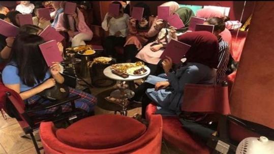 انتشار ظاهرة مقاهي للمواعيد واللقاءات الغرامية وتنظيم الحفلات الخاصة لتلاميذ المؤسسات التعليمية ببني انصار