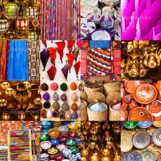 Protejamos La Artesanía Tradicional Marroquí