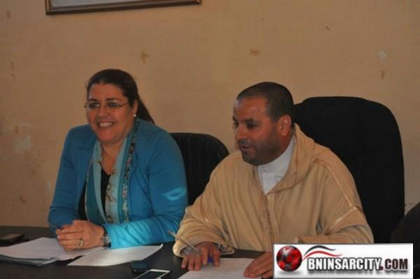 عاجل: امحمد أوراغ رئيسا جديدا لجماعة بني شيكر