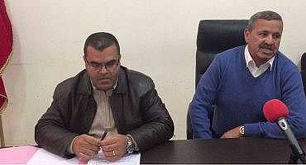 اتهامات خطيرة للصحافة ولرئيس مجلس جماعة بني شيكر باقليم الناظور/ فيديو