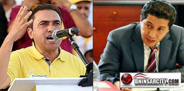 رئيس المجلس الاقليمي بالناظور سعيد الرحموني يطلق النار من جديد على بعيوي رئيس جهة الشرق