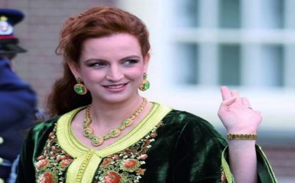 الأميرة سلمى تحل بوجدة لوضع الحجر الأساس لمستشفى الأمراض السرطانية