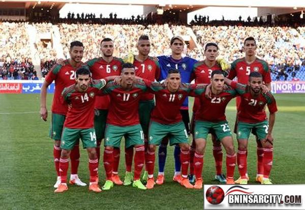 المنتخب الوطني المغربي لكرة القدم ينهزم أمام نظيره الكاميروني بهدف  لصفر