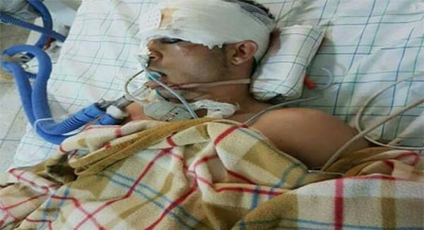 ناشط حراك الريف: عماد العتابي في حالة حرجة جدا ويتنفس إصطناعيا